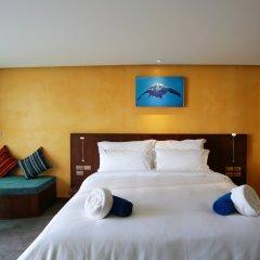 Отель Coriacea Boutique Resort 4* Номер Делюкс с различными типами кроватей фото 5