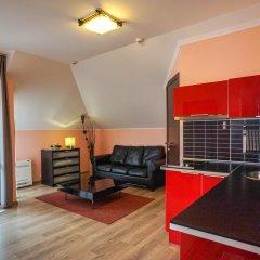 Гостевой дом Лорис Апартаменты с разными типами кроватей фото 22