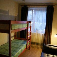 Хостел Благовест на Тульской Номер Эконом разные типы кроватей (общая ванная комната)