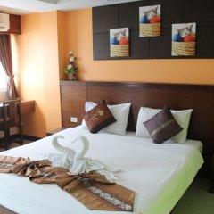 Green Harbor Patong Hotel 2* Стандартный номер разные типы кроватей фото 37