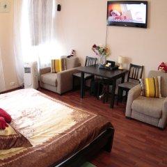 Мини-отель Мансарда Апартаменты с разными типами кроватей