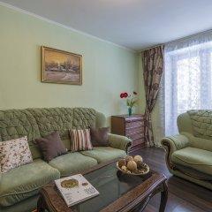 Апартаменты Taganka Barocco комната для гостей фото 2