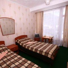 Гостиница Горные Вершины Номер категории Эконом с различными типами кроватей фото 2