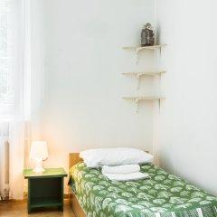 Хостел и Кемпинг Downtown Forest Номер с различными типами кроватей (общая ванная комната) фото 14