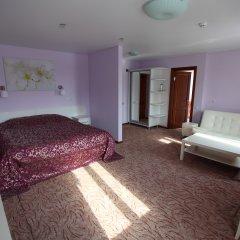 Гостиница Два крыла Люкс с различными типами кроватей фото 13