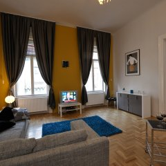 Отель District Seven Spacious Венгрия, Будапешт - отзывы, цены и фото номеров - забронировать отель District Seven Spacious онлайн комната для гостей фото 2