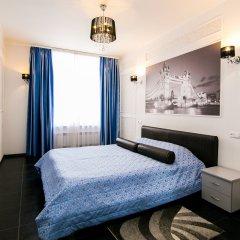 Гостевой дом Ривьера Люкс с разными типами кроватей фото 3