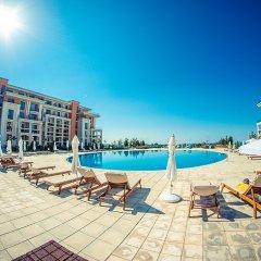 Апартаменты Sandapart Prestige Fort Beach бассейн
