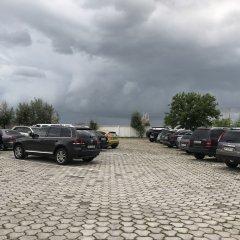 База Отдыха Лазурная 2 парковка