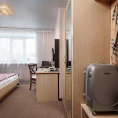 Гостиница Заречная Улучшенный номер с двуспальной кроватью