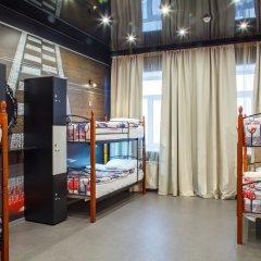 Hostel Racing Paradise Кровать в общем номере с двухъярусной кроватью фото 3