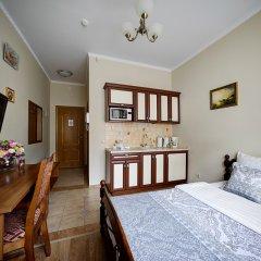 Гостевой дом Луидор Апартаменты с двуспальной кроватью фото 3