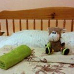 Хостел Полянка на Чистых Прудах Номер с различными типами кроватей (общая ванная комната) фото 13