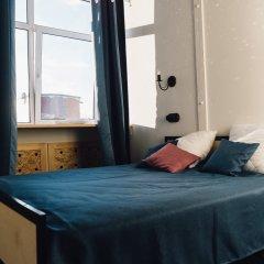 Хостел Fabrika Moscow Улучшенный номер с разными типами кроватей