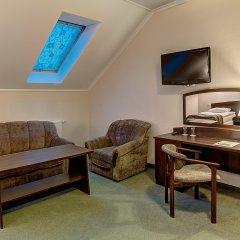 Гостиница Берлин 3* Полулюкс с разными типами кроватей фото 4