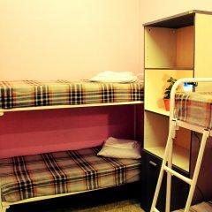 Хостел Любимый Кровать в женском общем номере с двухъярусными кроватями фото 11