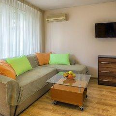 Апартаменты LuxHaus комната для гостей фото 4
