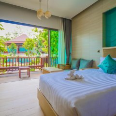 Курортный отель Crystal Wild Panwa Phuket 4* Стандартный номер с различными типами кроватей фото 10