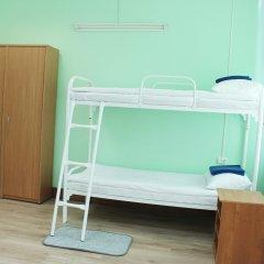 Хостел Бор на Волге Кровать в общем номере двухъярусные кровати фото 11