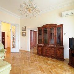 Апартаменты на Смоленской комната для гостей фото 5