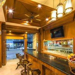 Отель Azhotel Patong гостиничный бар