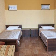 Гостиница Единство Стандартный номер с разными типами кроватей