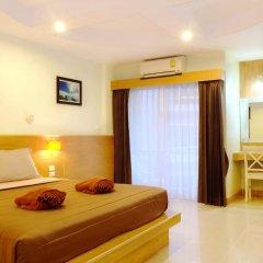 Отель Patong Eyes 3* Стандартный номер с различными типами кроватей фото 2