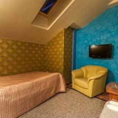 Крон Отель 3* Номер Эконом с разными типами кроватей фото 4