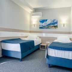 Парк-Отель и Пансионат Песочная бухта 4* Стандартный номер с 2 отдельными кроватями фото 6