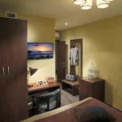 Мини-Отель Амстердам Номер Бизнес разные типы кроватей фото 4