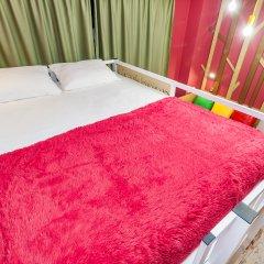 Хостел Good Luck Стандартный номер с различными типами кроватей фото 2