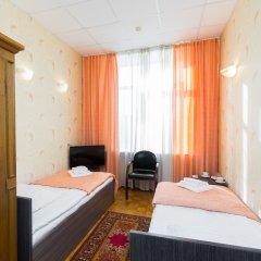 Гостиница Гостиный Дом Визитъ Кровать в общем номере с двухъярусной кроватью