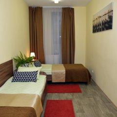 Гостиница Вояж Номер категории Эконом с различными типами кроватей фото 3