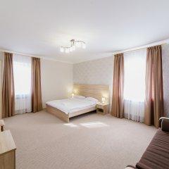 Гостиница Balmont 2* Улучшенный номер с двуспальной кроватью фото 8