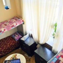 Хостел Камчатка Кровати в общем номере с двухъярусными кроватями фото 3