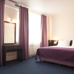 Гостиница Русь 4* Семейный номер с различными типами кроватей фото 6