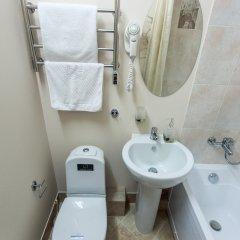 Мини-Отель Меланж Номер с общей ванной комнатой с различными типами кроватей (общая ванная комната) фото 10