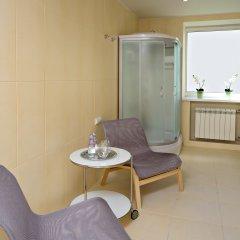 Гостиница ХИТ 3* Номер Делюкс с различными типами кроватей фото 7