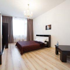 Апарт-Отель Уральские Берега Стандартный номер разные типы кроватей фото 4