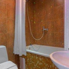 Гостиница Голубая Лагуна Стандартный номер с различными типами кроватей фото 7