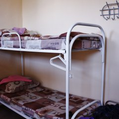 Hostel Avrora Кровать в общем номере с двухъярусной кроватью фото 5