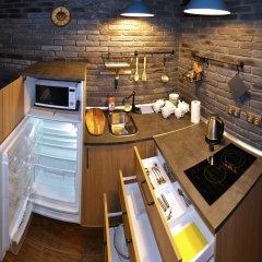 Хостел Казанское Подворье Апартаменты с различными типами кроватей