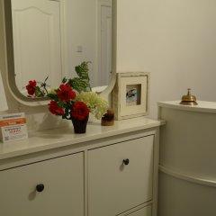 Goldfish Hostel удобства в номере