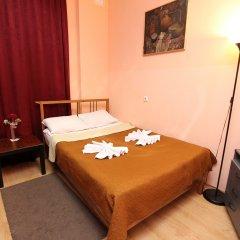 Хостел Геральда Стандартный номер с двуспальной кроватью (общая ванная комната)