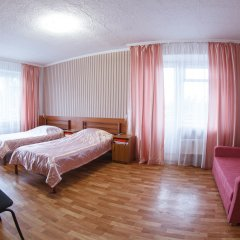 Гостиница Спутник 2* Номер Эконом разные типы кроватей (общая ванная комната) фото 6