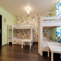 Хостел Иж Кровать в общем номере с двухъярусной кроватью фото 2