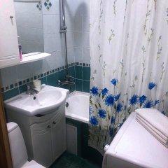 Гостиница Hanaka Зеленый 83к3 в Москве 7 отзывов об отеле, цены и фото номеров - забронировать гостиницу Hanaka Зеленый 83к3 онлайн Москва ванная