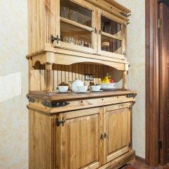 Гостиница Три Мушкетера 2* Люкс с разными типами кроватей фото 12