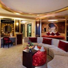 Euphoria Hotel Tekirova 5* Люкс с различными типами кроватей фото 8