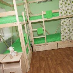 Хостел ВАМкНАМ Захарьевская Кровать в женском общем номере с двухъярусной кроватью фото 8